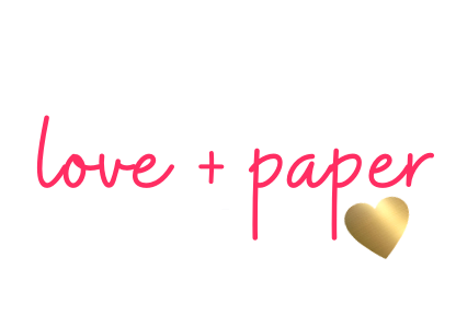 Love and Paper Box